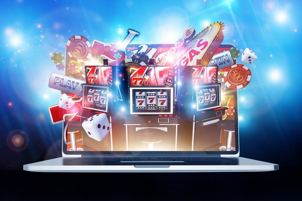 start online casino iGaming gambling